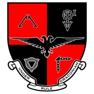 Heraldic shield final square small